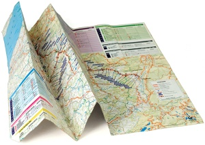 folded-road-map